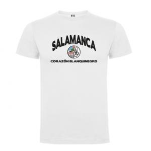 Camiseta Afición Salamanca CF UDS - Blanca - Salamanca CF UDS