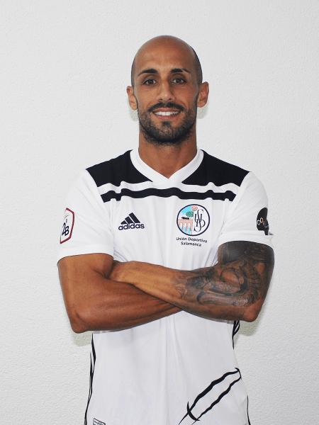 Héctor - Equipo del Salamanca CF UDS