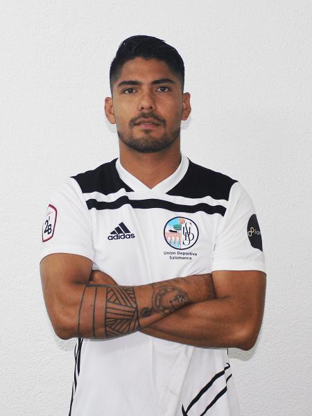 MARTÍN GALVÁN - Equipo del Salamanca CF UDS