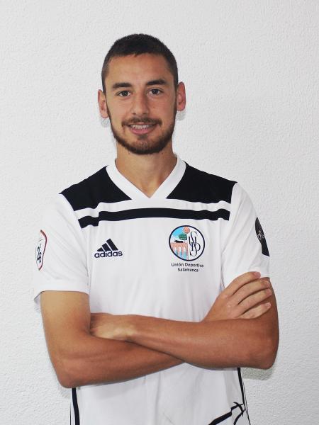 SERGIO MOLINA - Equipo del Salamanca CF UDS