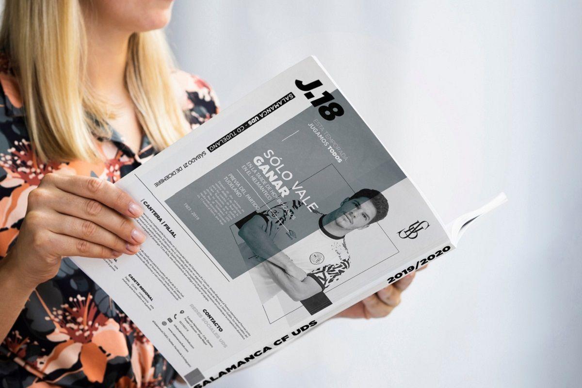 Revista Salamanca CF UDS