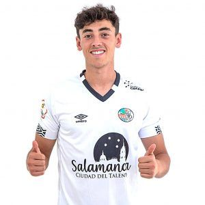 Camiseta Salamanca CF UDS 2020-2021 (Primera equipación)